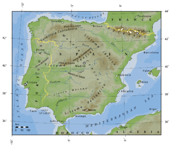 Spain Virtual Data Room