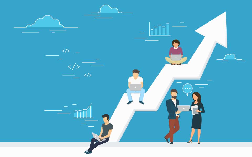 business growth - virtual data room
